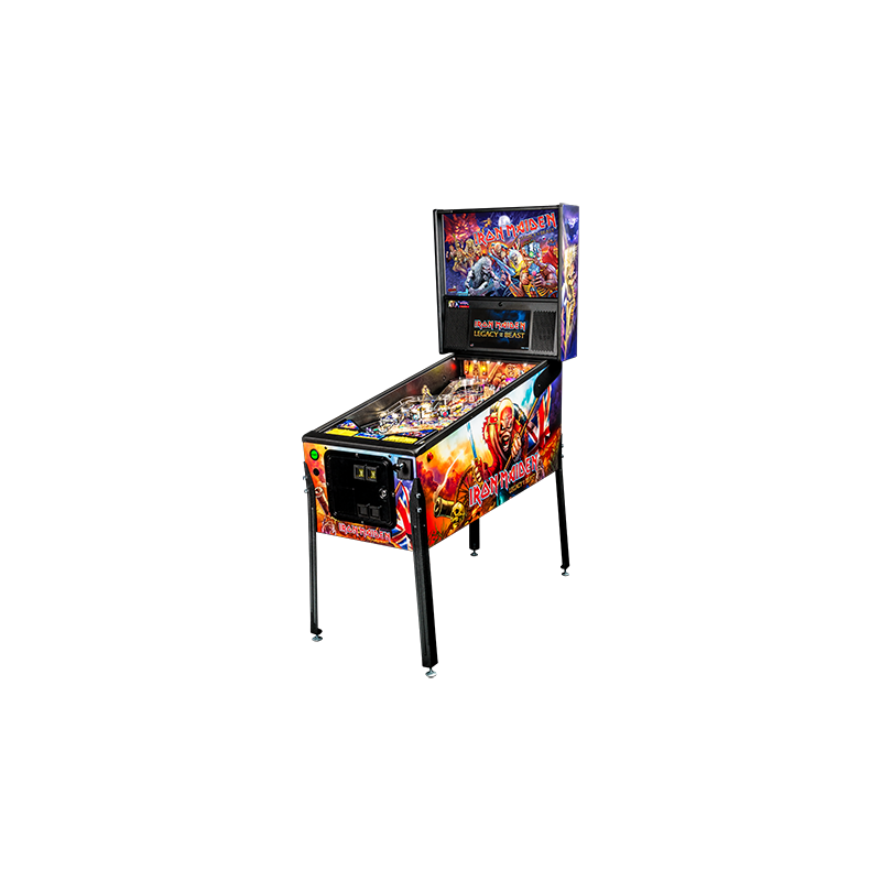 Stern Flipper Iron Maiden Pro right Fun House Games kaufen