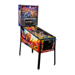 Stern Flipper Iron Maiden Pro left Fun House Games kaufen
