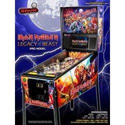 Stern Flipper Iron Maiden Pro PF3 Fun House Games kaufen