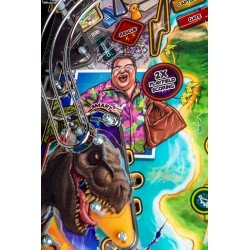 Stern Flipper Jurassic Park Pro PF4 Fun House Games kaufen